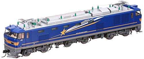 J.R. Electric Lotomotive Type EF510-500 (Hokutosei Color) (Model Train)