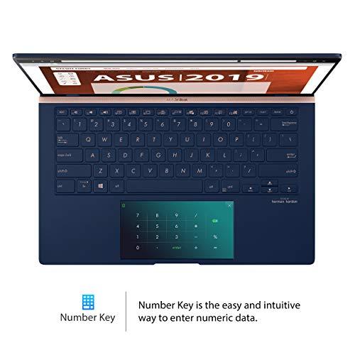 ASUS ZenBook 14 Ultra-Slim Laptop 14