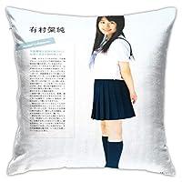 2021枕カバー(45cmx45cm)K (59)ファッションと絶妙な両面印刷カスタマイズされたリビングルームとベッドルームスクエア枕カバークッションカバー