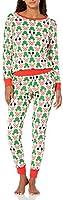Amazon Essentials Women's Disney Star Wars Marvel Family Matching Flannel Pyjamas Sleep Sets