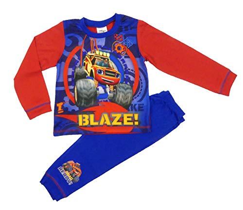 Schlafanzug für Jungen, Motiv: Thomas Hey Duggee Gr. 92, blaze