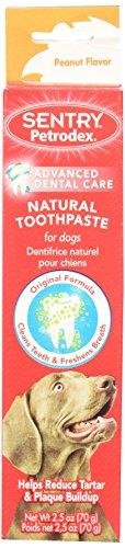 Petrodex Natural Toothpaste Dog  Peanut  25 Oz