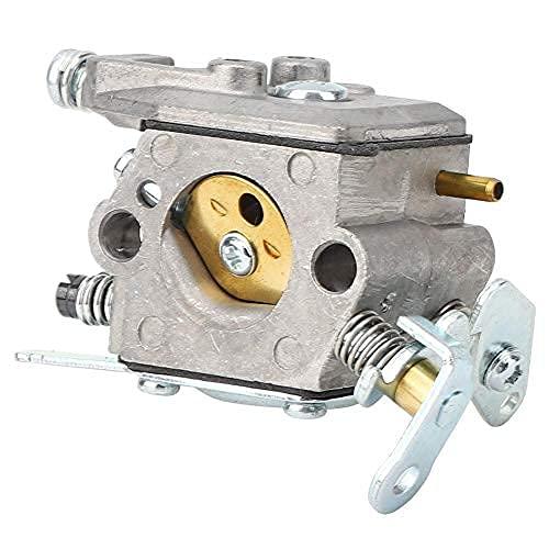 Kit de Reemplazo de Carburador de Motosierra Ajuste de Carburador para Partner 351 352 370 371 390 391 401 420 422 Piezas de Motosierra de Carburador