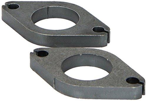 Turbosmart TS-0501-2002 WG38 Mild Steel Weld Flanges Wastegate