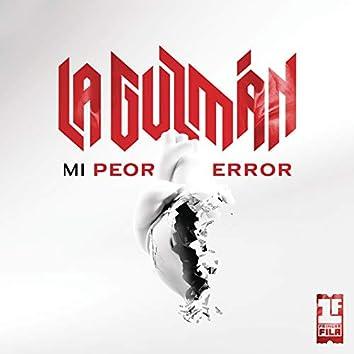 Mi Peor Error (Primera Fila [En Vivo])