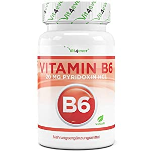 Vit4ever - Vitamin B6 vegan