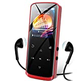 Mp3 Player, 8GB Music Player with Bluetooth 5.0, Built-in Speaker, Portable HiFi Lossless Sound Music Player...