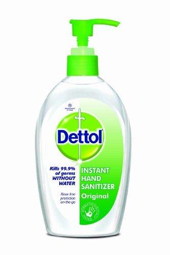 Dettol Hand Sanitizer Original 200ml by Dettol
