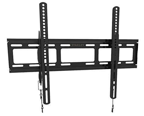 "Stanley TV Wall Mount - Super Slim Tilt Mount for Large Flat Panel Television 37""-70"" (TLR-EC3215T)"
