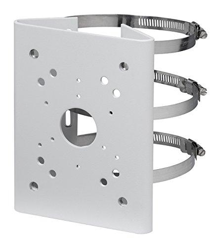 Lupus Electronics 10616Monte Überwachungskamera-Halterung und Gehäuse–Zubehör für Überwachungskamera (Montage, Universal, 10kg, weiß, Aluminium, verkabelt)