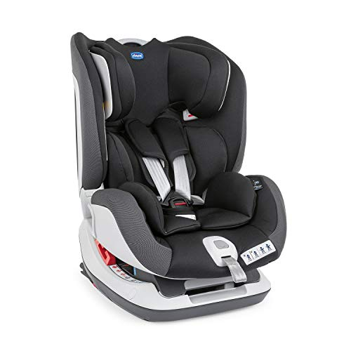 Cadeira Auto Seat Up 012 Jet Black, Chicco, Preta