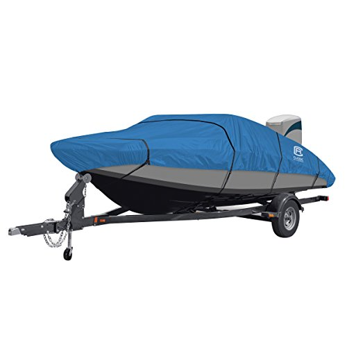 Why Should You Buy Classic Accessories Stellex All Seasons Boat Cover - Trailerable Boat Cover with ...