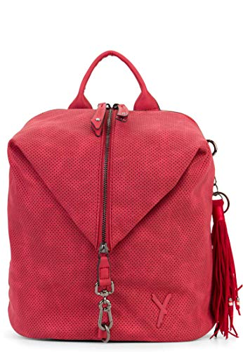 Suri Frey Romy Basic City Rucksack 28 cm,one size,Red