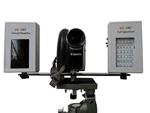 Infrared IR Illuminator Flood Light for Night Vision Cameras and Camcorders