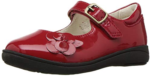 Top 10 best selling list for dark red patent flat shoes