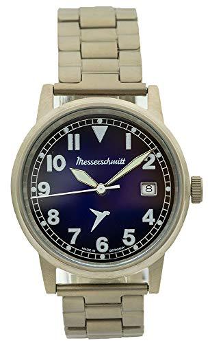 Messerschmitt Quartz ME 385-TIB Aristo - Reloj de aviador (a