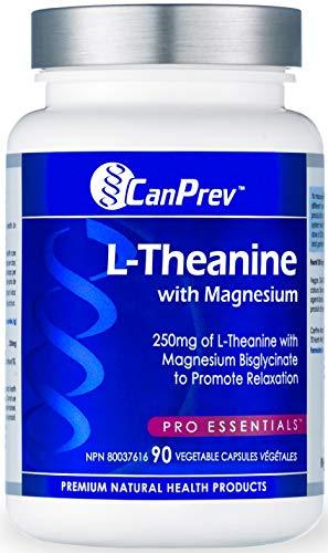 CanPrev L-Theanine 90 v-caps