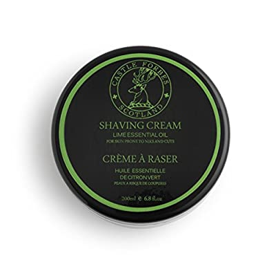 Castle Forbes Lime Shaving Cream (200 ml)