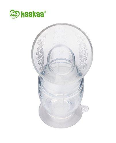 Haakaa シリコーン搾乳器 150ml