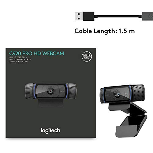 Logitech Camera Internet C920 960-000764