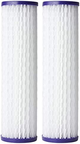 AO Smith 2 5 x10 20 Micron Sediment Water Filter Replacement Cartridge 2 Pack For Whole House product image