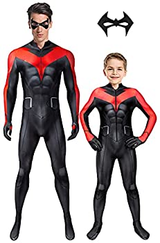 Best red nightwing costumes Reviews
