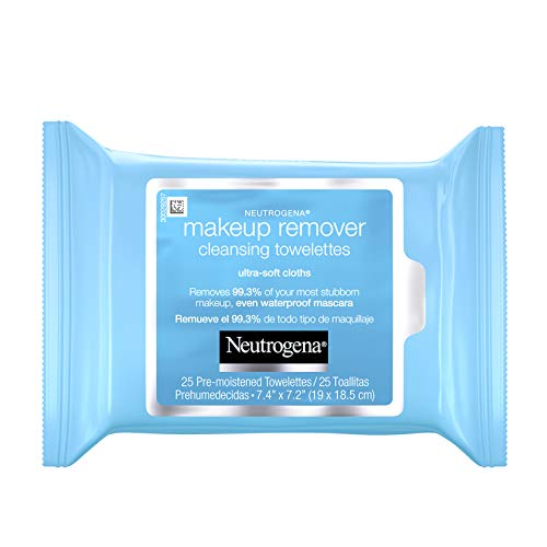 NEUTROGENA Makeup Remover Cleansing Towelettes - 25 Ct