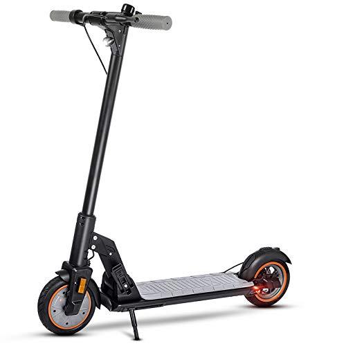 Elektro Scooter 350W Motor E Scooter, Geschwindigkeit 39Km/h, 30 Km Reichweite, Faltbarer Elektroroller mit APP, 8,5 inches Große Reifen E Roller für Jugendliche und Erwachsene - M2 Pro (Schwarz)