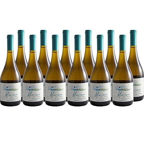 Chili Maule Valley Marina Sauvignon Weißwein 2010 - Bravado Wines - - Chile Chile - Rebsorte Sauvignon Blanc - 12x75cl
