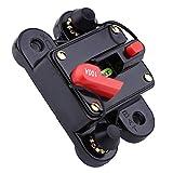 ヒューズホルダー操作が簡単サーキットブレーカー80-300Aカーオーディオおよびアンプ保護用電気断路器(100A)