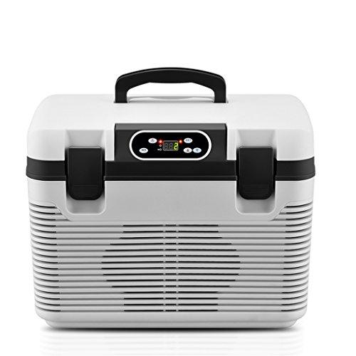 For Sale! Dual-core car Refrigerator,car, Home Dual use Mini Small Home Dormitory Refrigeration Heater,External 44.53134cm