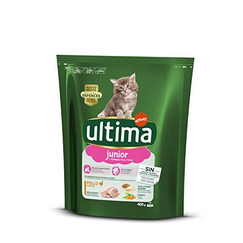 ultima Cat - Junior 2-12 Pollo & Arroz 400 gr
