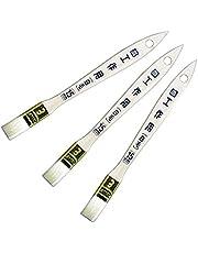 アサヒペン ペイント刷毛 PC工作用(白毛) 15mm CKW-15
