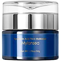 Mylansea Hyaluronic Acid Moisturizer for Face- Face Cream with Vitamin E for Lasting Hydrating, Smoothing your skin