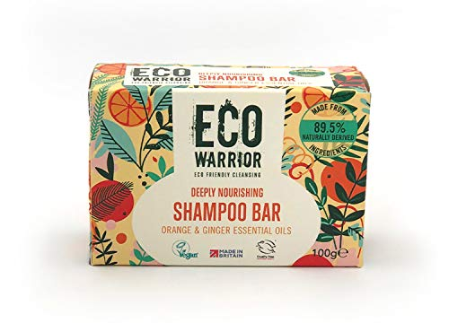 Little Soap Company Solid Shampoo Bar Deeply Nourishing Essential Oils...