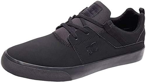 DC Shoes Heathrow Vulc - Baskets - Homme - EU 44.5 - Noir