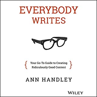 Everybody Writes cover art