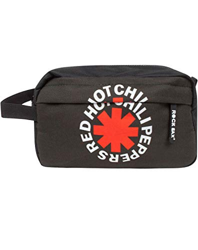 Rock Sax Red Hot Chili Peppers Washbag