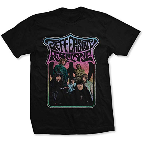 Rock Off Jefferson Airplane Member Profile Officiel T-Shirt Hommes Unisexe (Large)