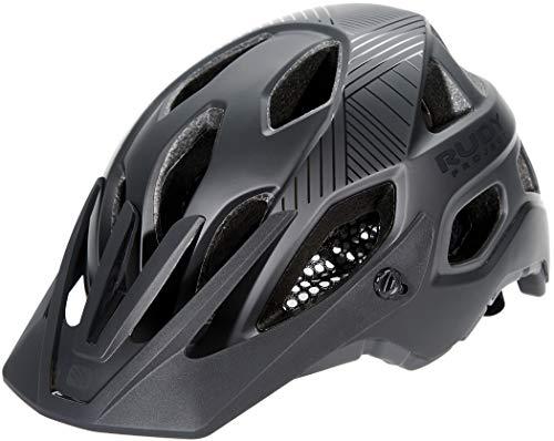 Rudy Project Protera - Casco de Bicicleta - Negro Contorno de la...