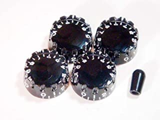MIJ Customized Speed Knobs and Toggle knob Set (Inch) black fa-cspd5inch-blk