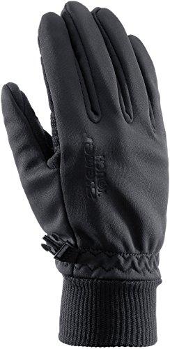 Ziener Herren IDAHO GWS TOUCH multisport Freizeit- / Funktions- / Outdoor-Handschuhe | atmungsaktiv, winddicht, Touch, schwarz (black), 9