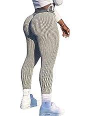 DUROFIT Spijkerlegging met push-up sportlegging, scrunch butt lifting, booty, sportpanty, yogabroek, loopbroek, fitnessbroek, yogabroek, joggen, hardlopen, workout, leggings, trainingtights, elastisch