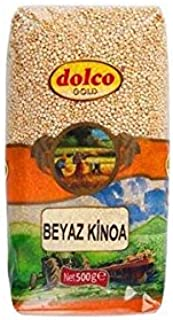 DOLCO GOLD BEYAZ KİNOA 500 GR. (YERLİ)