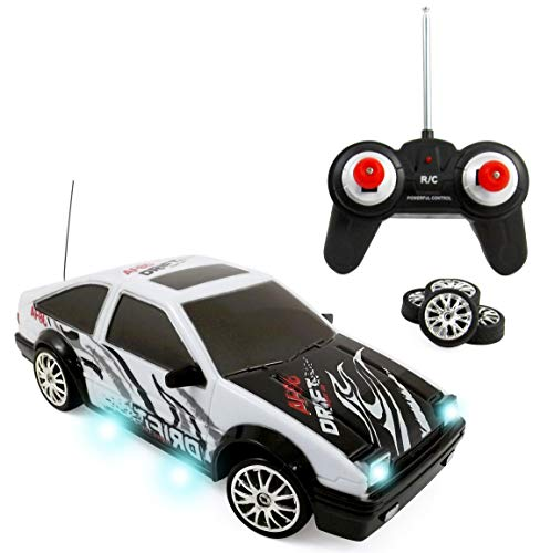 4WD R/C Drift King Rc Car Electric...