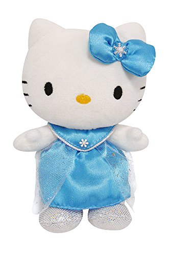 Jemini - 022888 - Hello Kitty - Princesse Neige - Peluche - 17 Cm