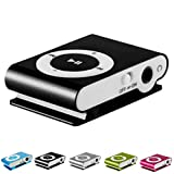 Lettore Mp3 Running | Mp3 Player Con Clip | Mini Lettore Mp3 Con Clip In Metallo E...
