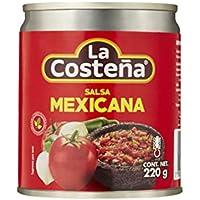 Salsa Mexicana Casera La Costeña 220G
