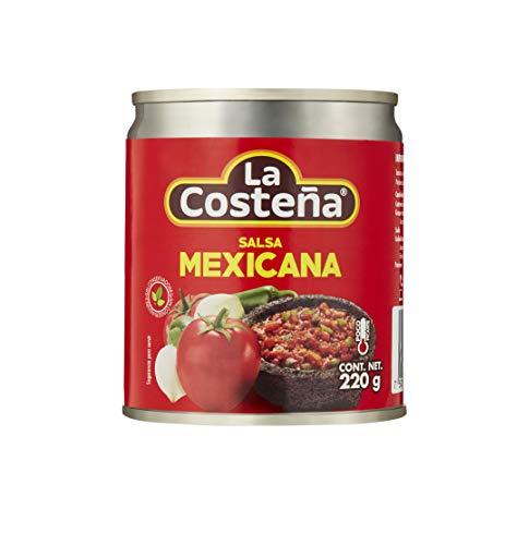 Salsa Mexicana Casera, 220g