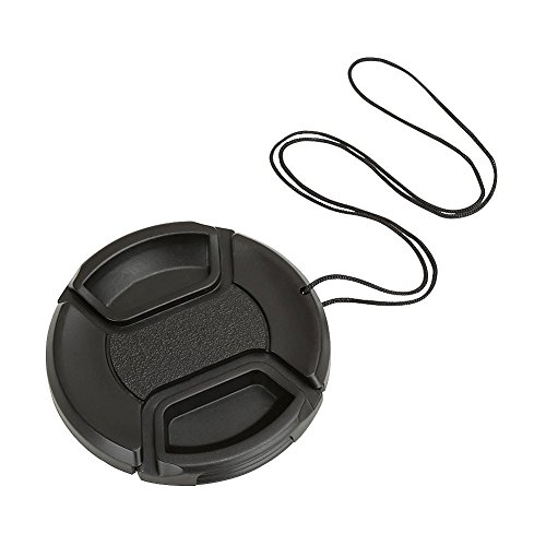 NinoLite レンズキャップ 52mm 各カメラ対応 フードやフィルター付けったままでもワンタッチで簡単取付